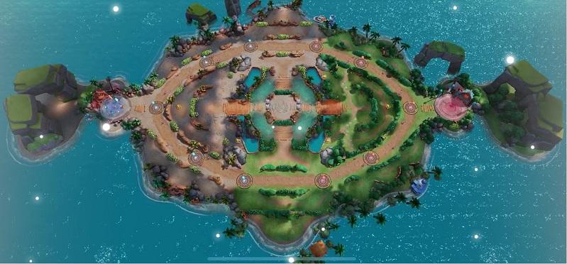 Pokemon Unite Battle Arena