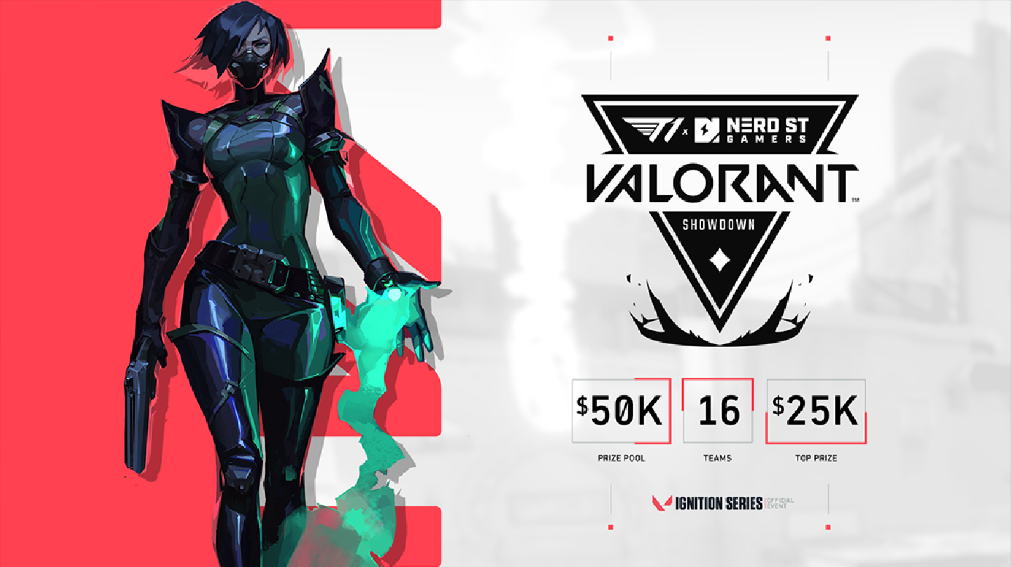 t1 riot games valorant poster