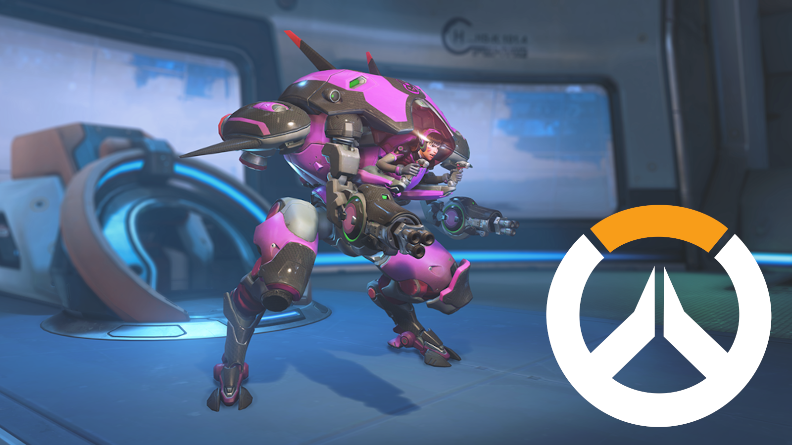 Overwatch devs have explained why Dva is buffed