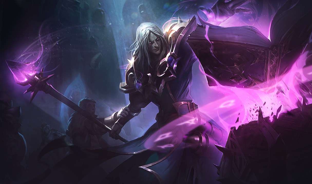 Karthus could surge back into the mid lane meta in League Patch 10.14, thanks to these potential changes.