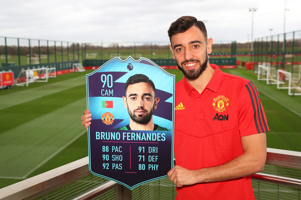 The Bruno Fernandes Summer Heat objectives start with his FIFA 20 POTM card, and climb from there.