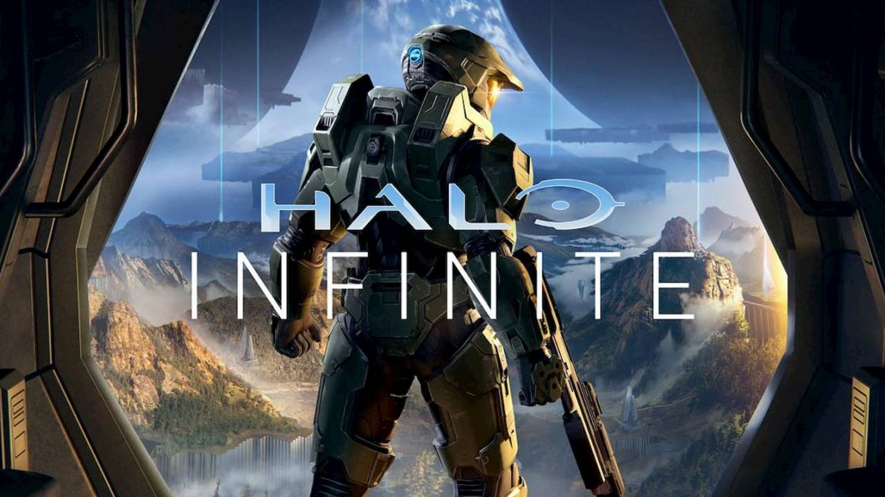 Halo Infinite cover