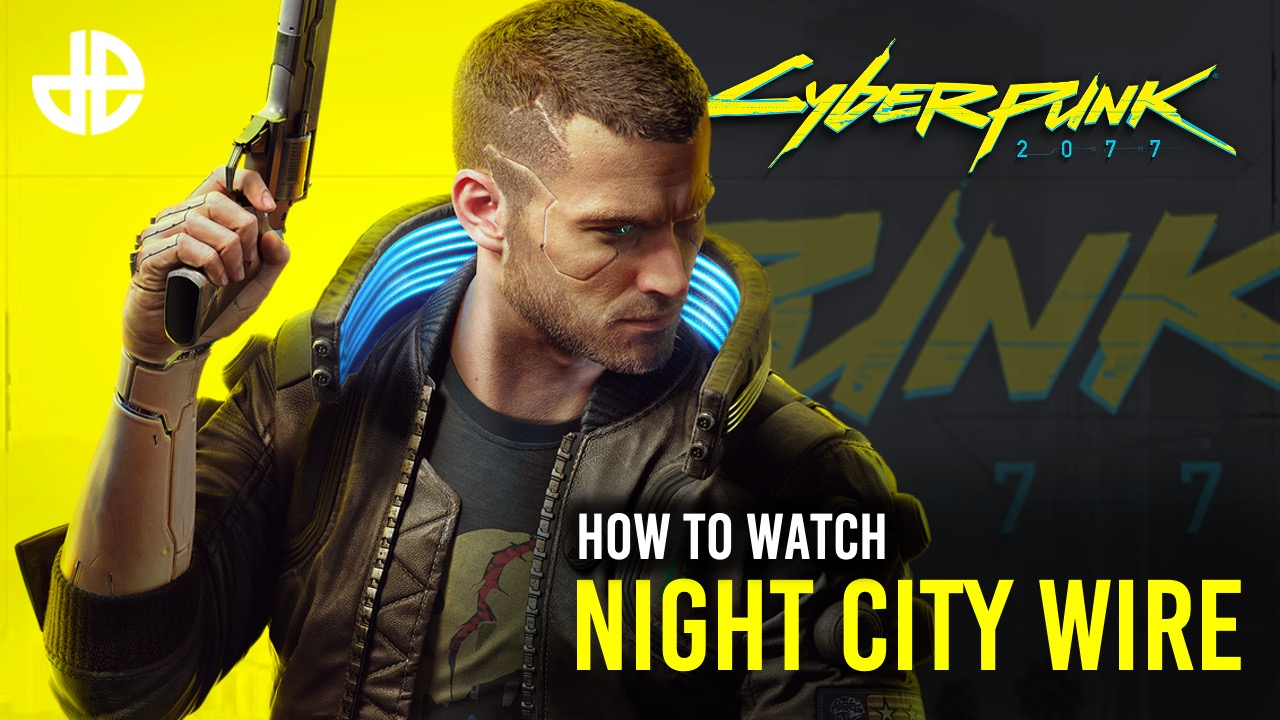 Cyberpunk Night City Wire event image