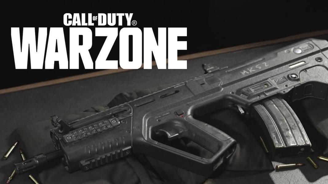 RAM-7 in Modern Warfare Gunsmith