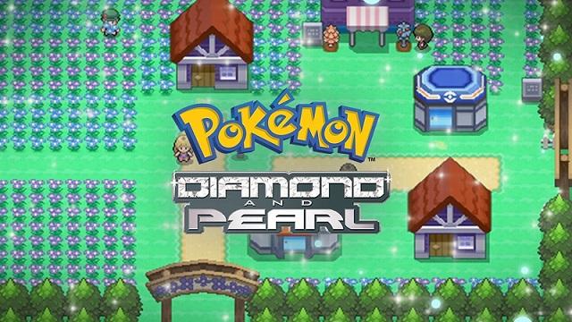 Diamond Pearl Remake