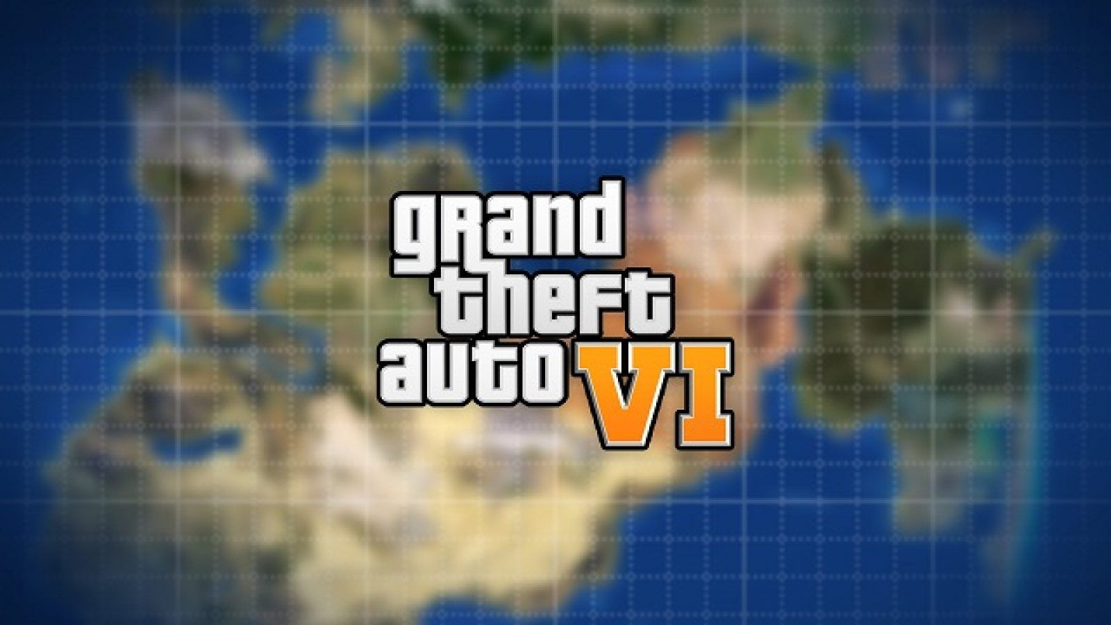 A map of GTA 6.