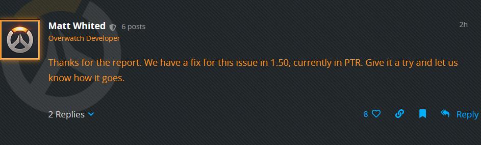 A developer discusses Genji changes