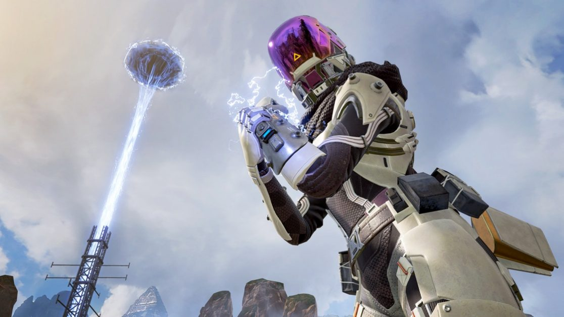 More than a quarter of all Apex Legends fans play Wraith, meaning her rare Voidwalker skin is super-popular.