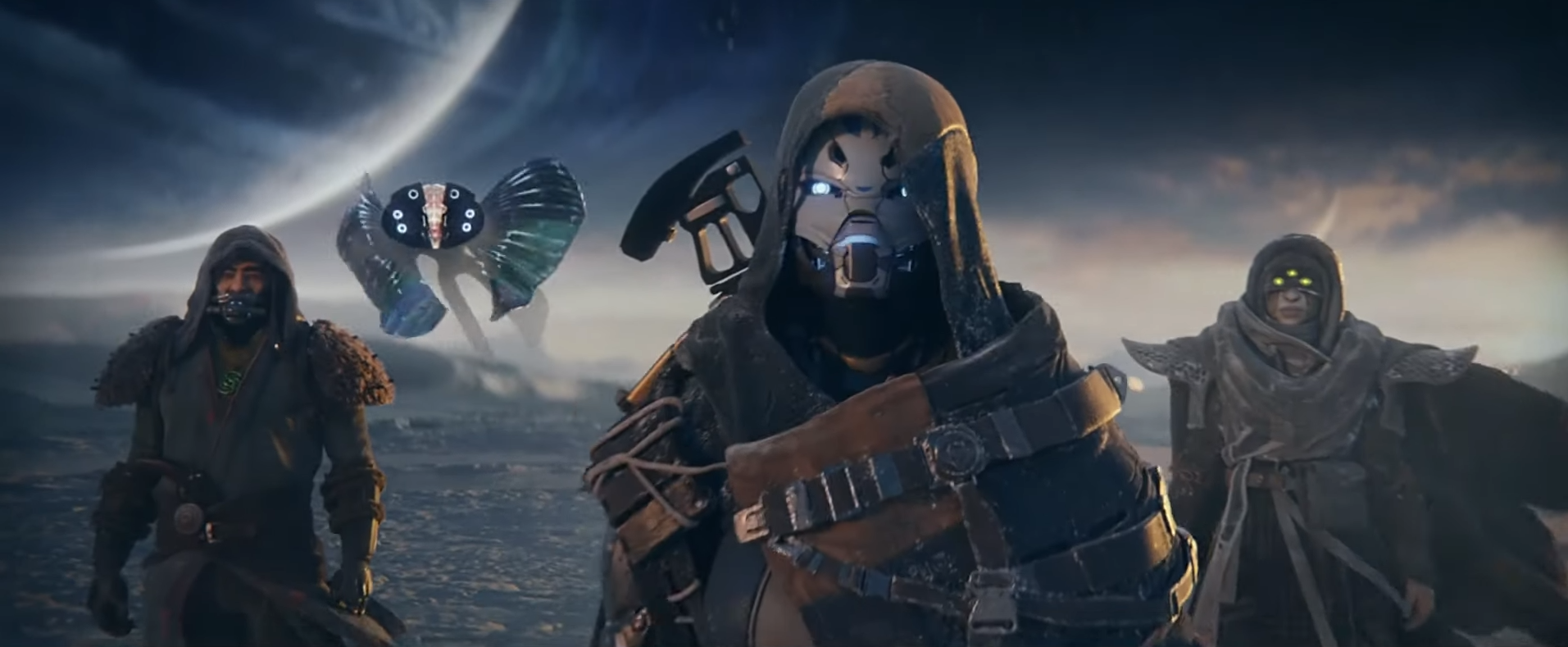 Destiny 2 is set to tap into its Light vs Darkness lore more in the Beyond Light expansion.