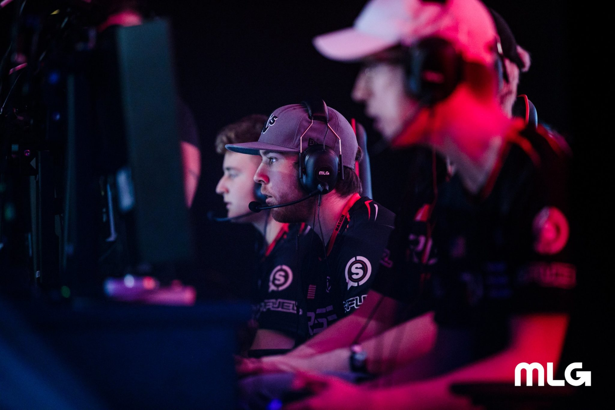 slasher playing cod for rise nation cwl