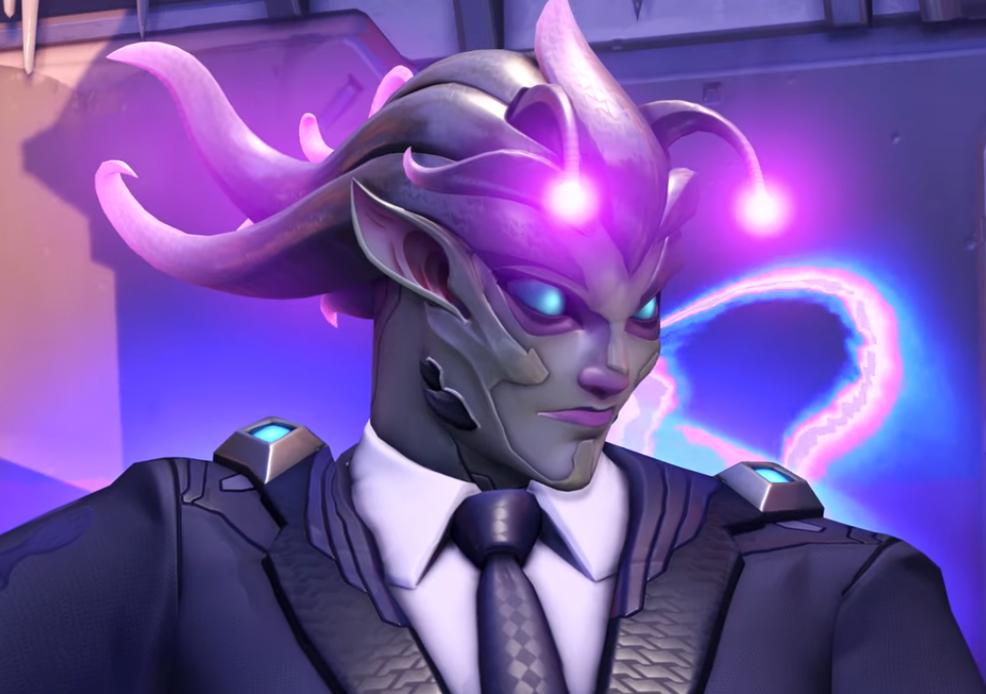 Sinatraa's Zarya alien skin