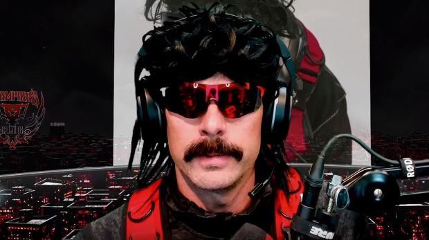 Dr Disrespect twitch ban