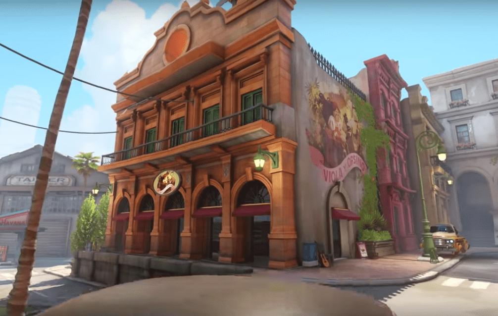 Havana Overwatch Point A viola y orsino
