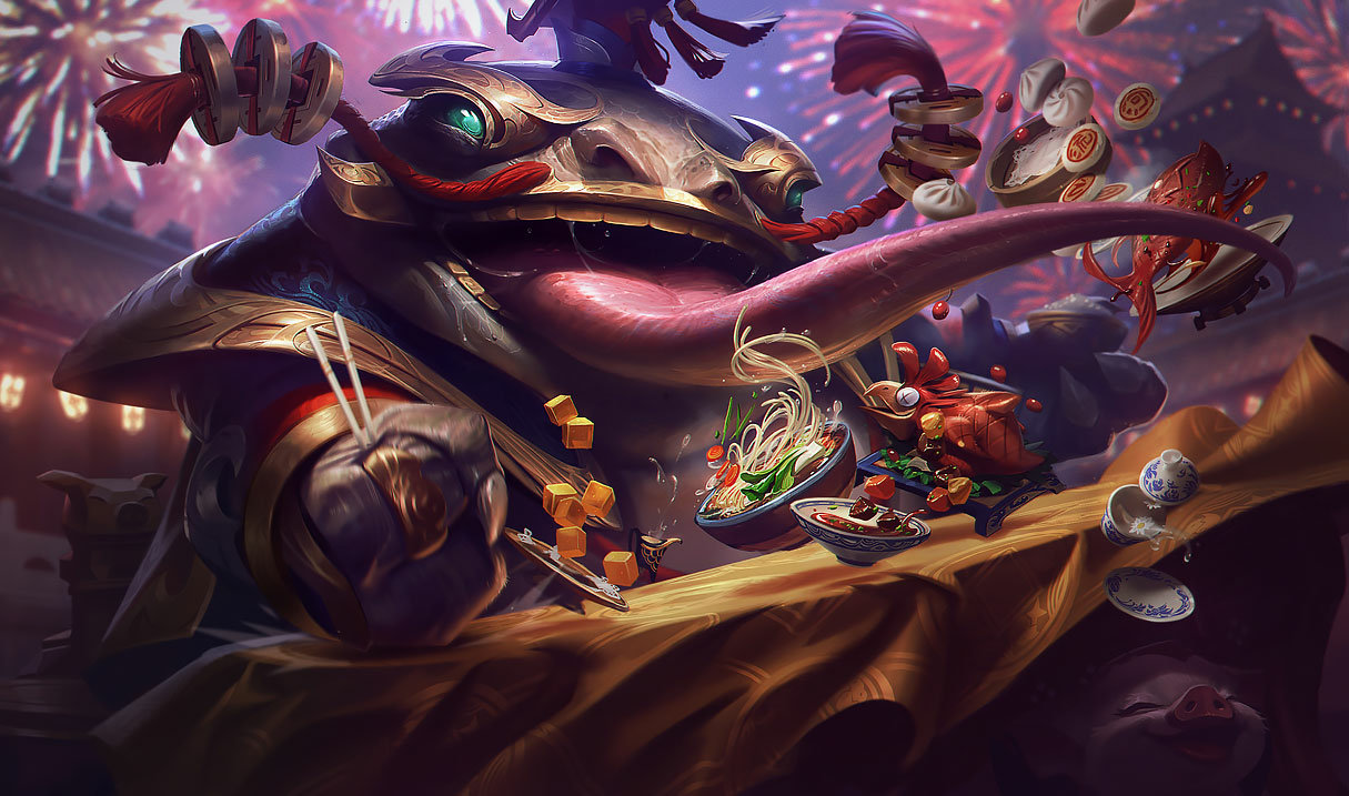 Riot admits the River King is hard to balance around solo queue and pro play at the same time.