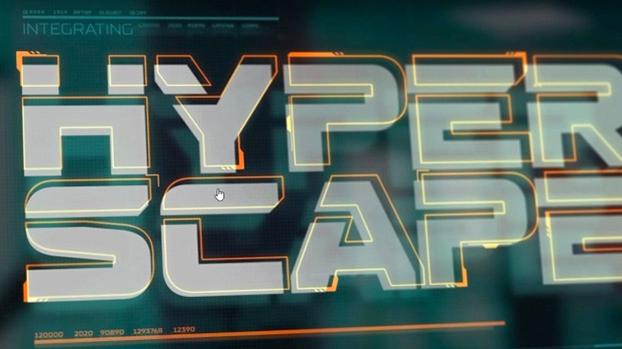 Hyper Scape new image from Ubisoft