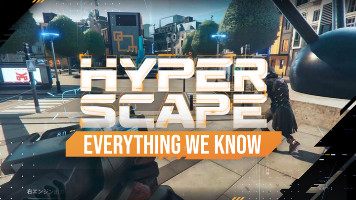 Hyper Scape game from Ubisoft