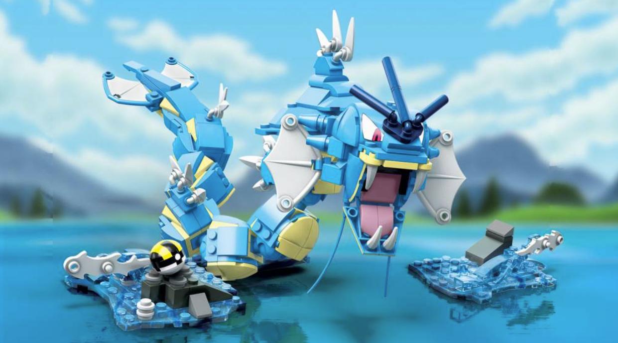 pokemon mega construx
