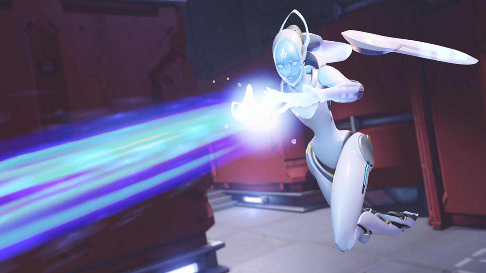 Echo activates Focusing Beam.