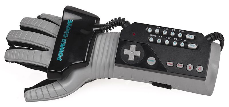The NES Power Glove