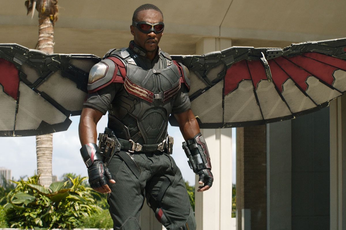 Sam Wilson, once known as The Falcon, became the new Captain America in Avengers Endgame (2019).