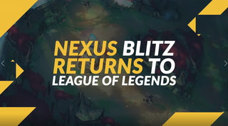 Nexus Blitz Returns