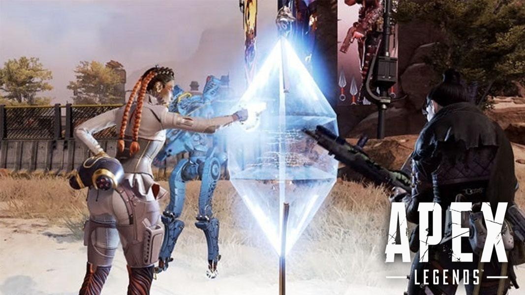 Loba's ultimate ability in Apex Legends
