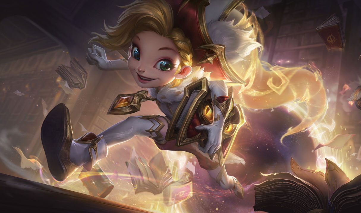 Arcanist Zoe Prestige Edition for League of Legends
