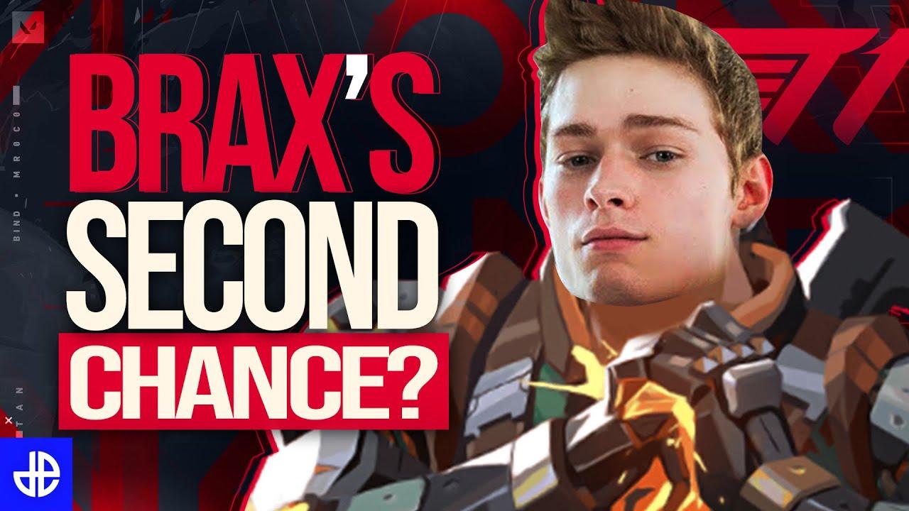 Brax's second chance