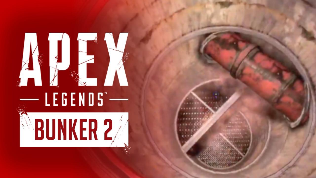 Bunker 2 in Apex Legends