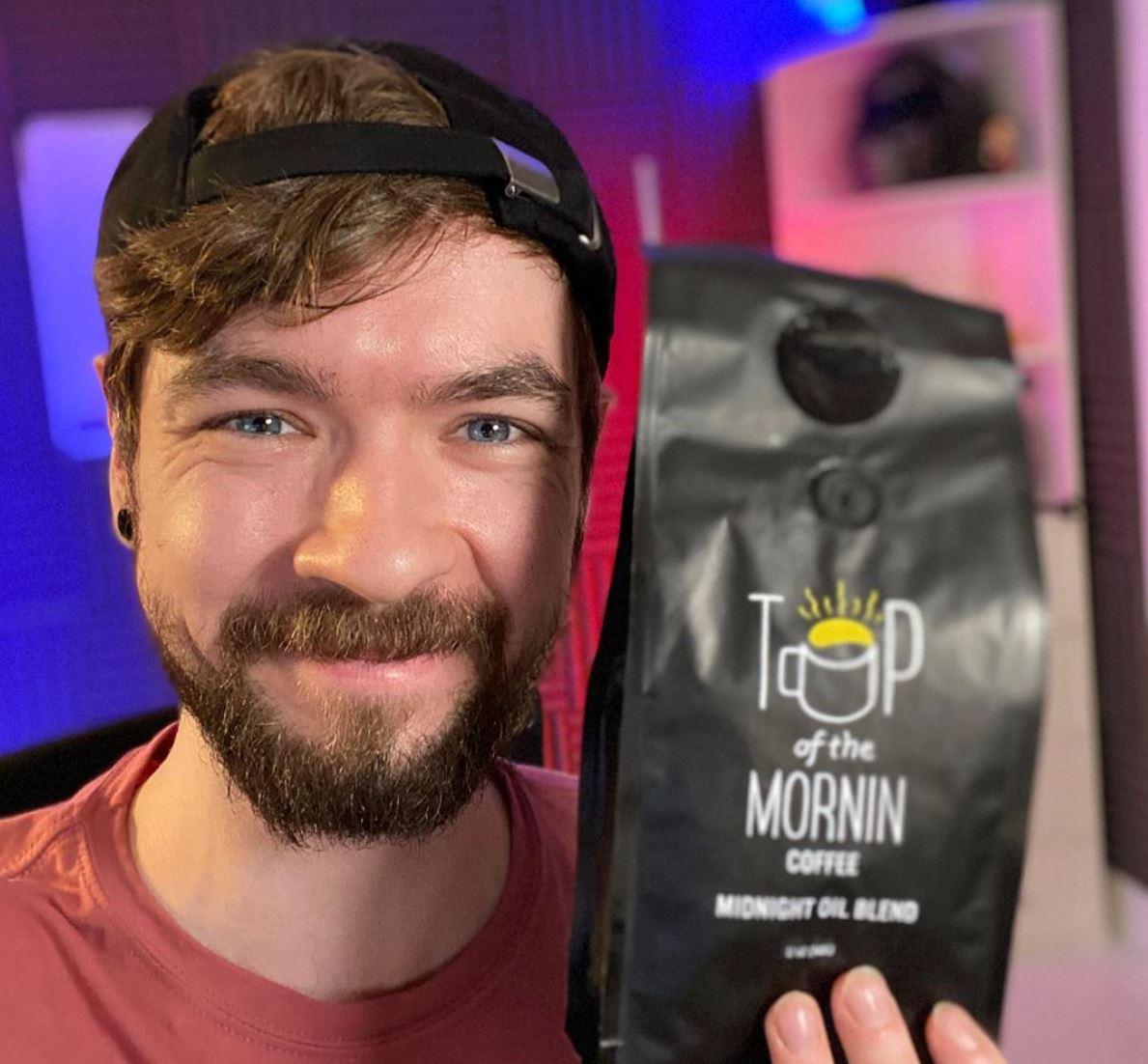 JackSepticEye Top O' the Morning Coffee