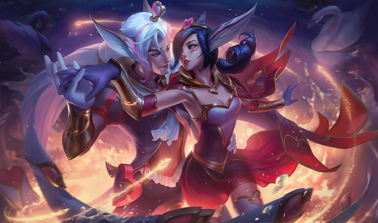 Xayah has been one of the top ADC picks in League of Legends since her release alongside lover Rakan in 2017.