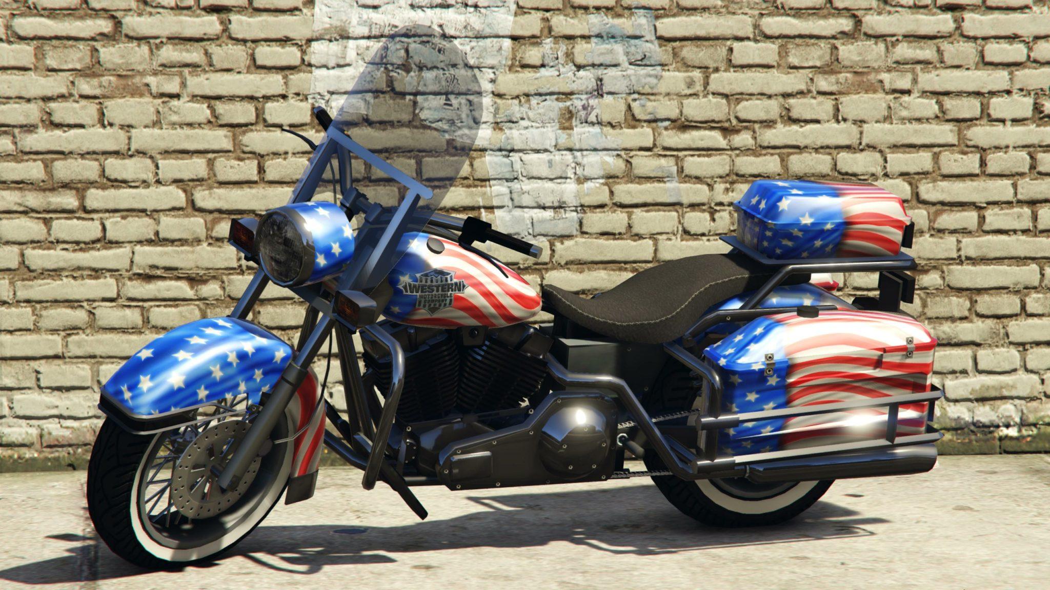 Western Sovereign bike in GTA Online