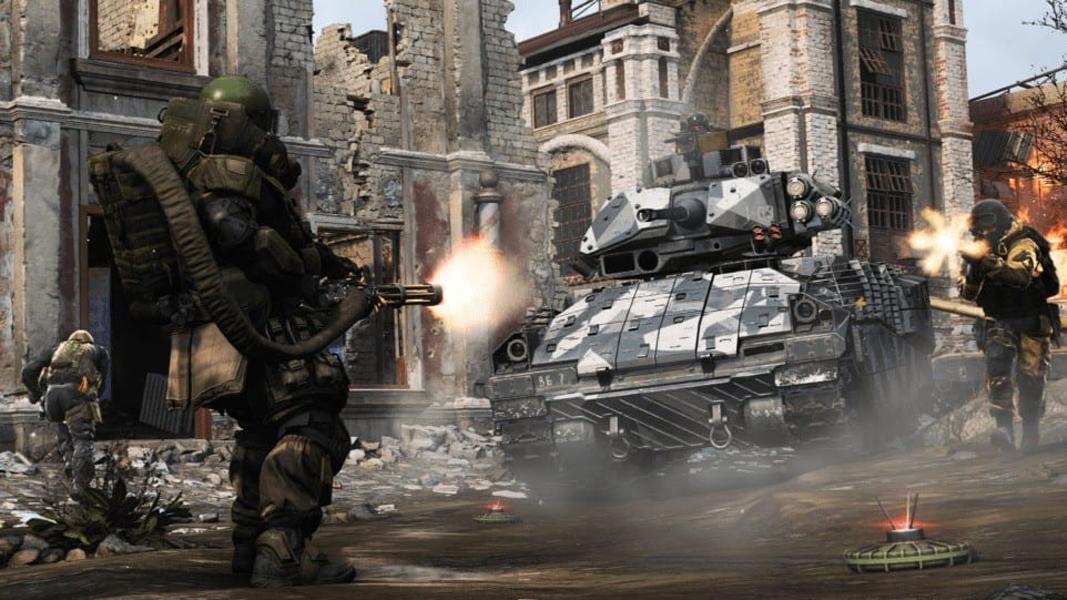 Juggernaut in Modern Warfare
