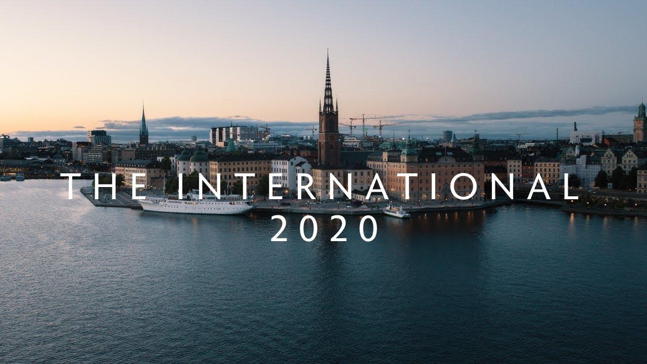 the international 2020 in stockholm sweden