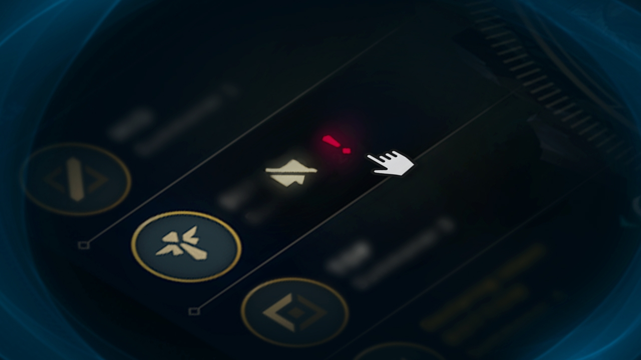 League of Legends champion select screen