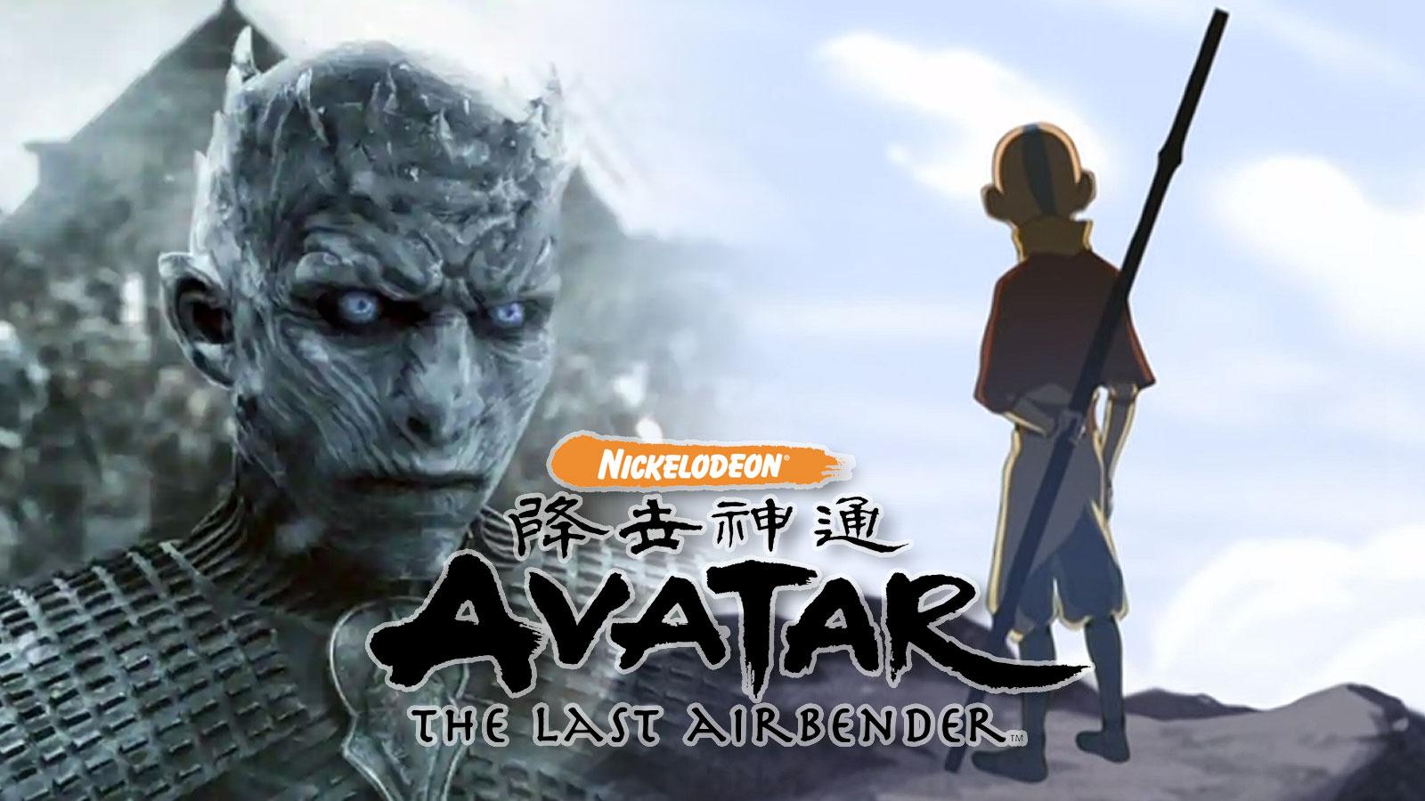 avatar game of thrones