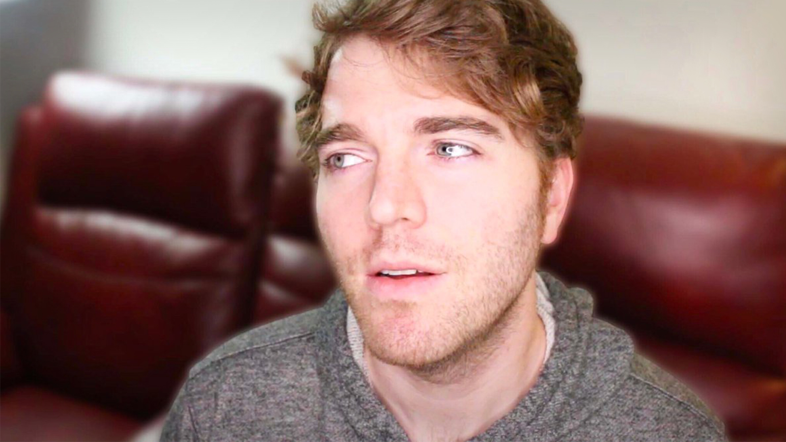 Shane Dawson talking