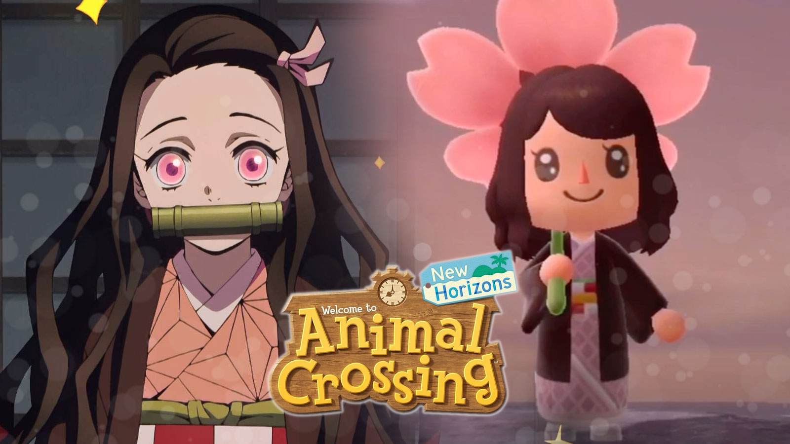 demon slayer animal crossing