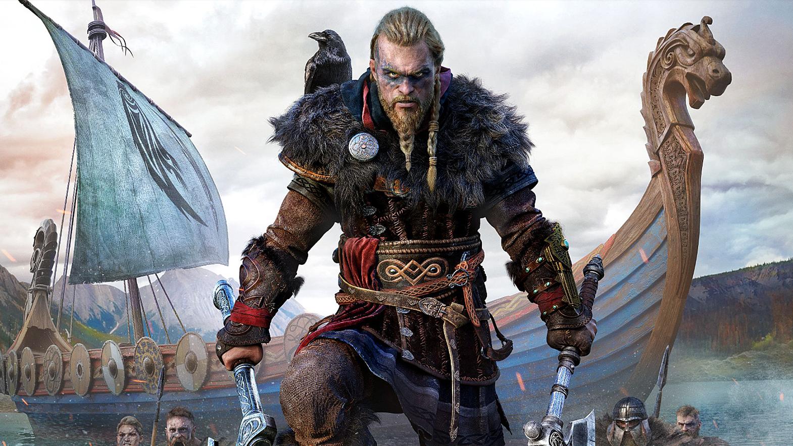 Assassin's Creed Valhalla artwork