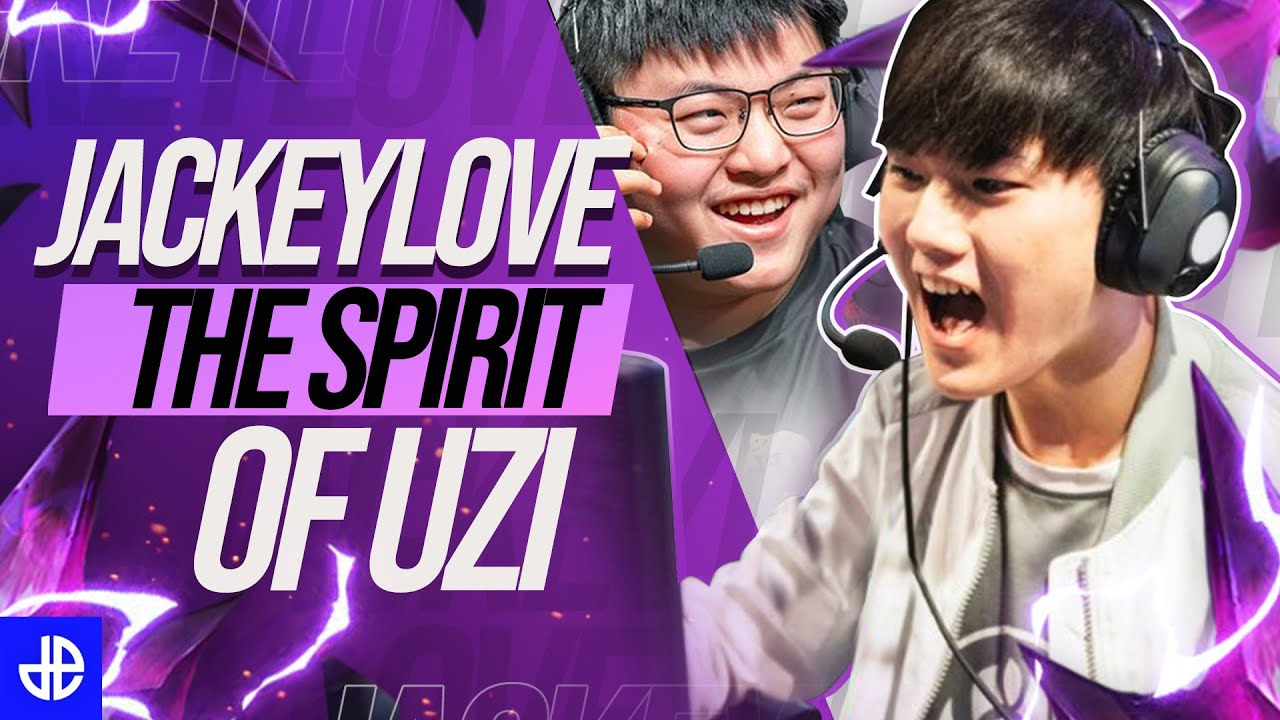 The Spirit of Uzi