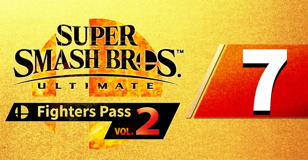 Smash Ultimate Challenger Pack 7