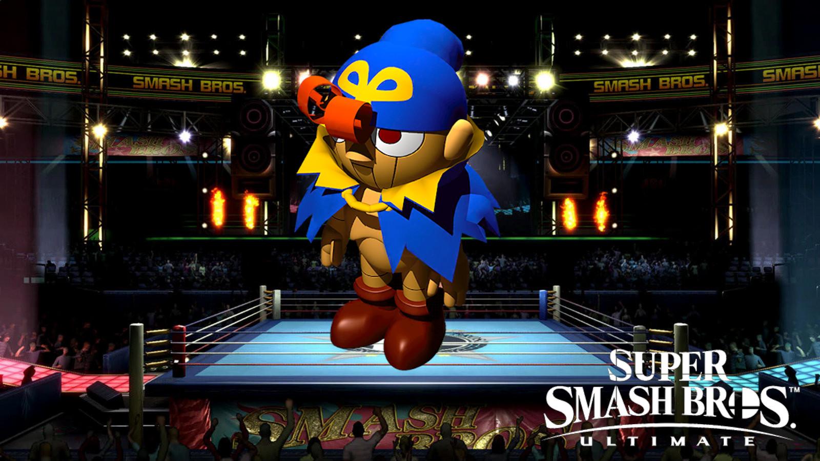 Geno in Smash Ultimate