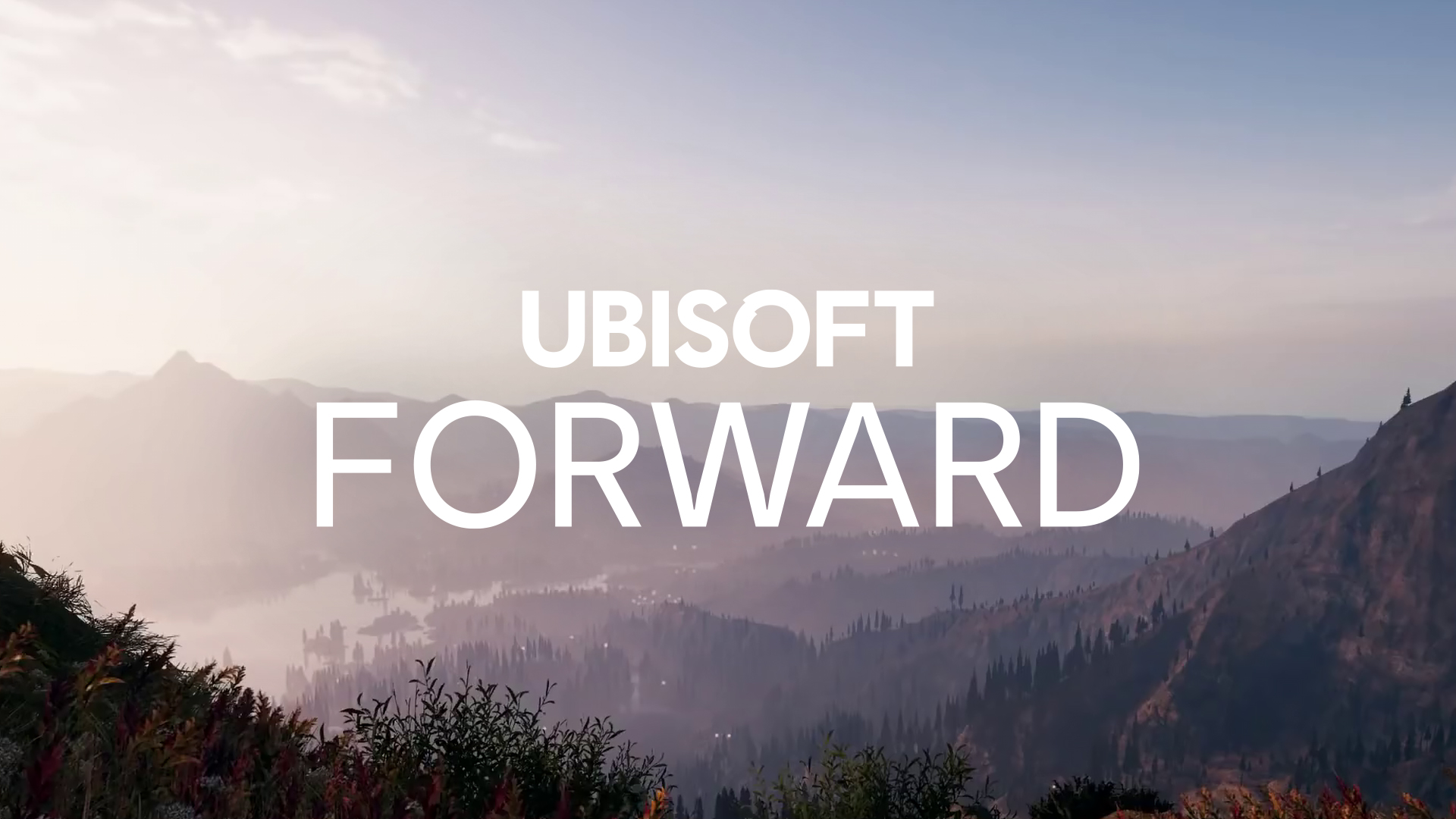 Ubisoft Forward promotion