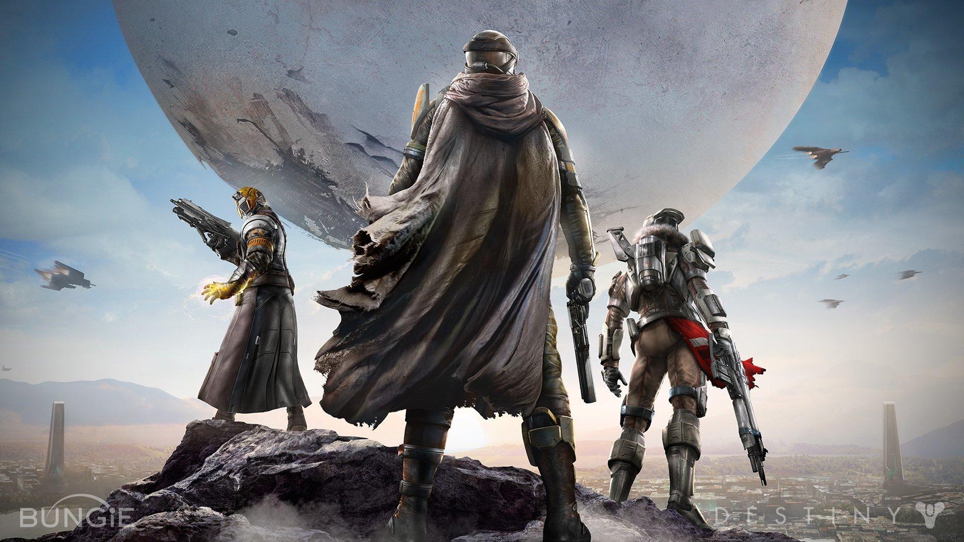 Destiny promotional artwork