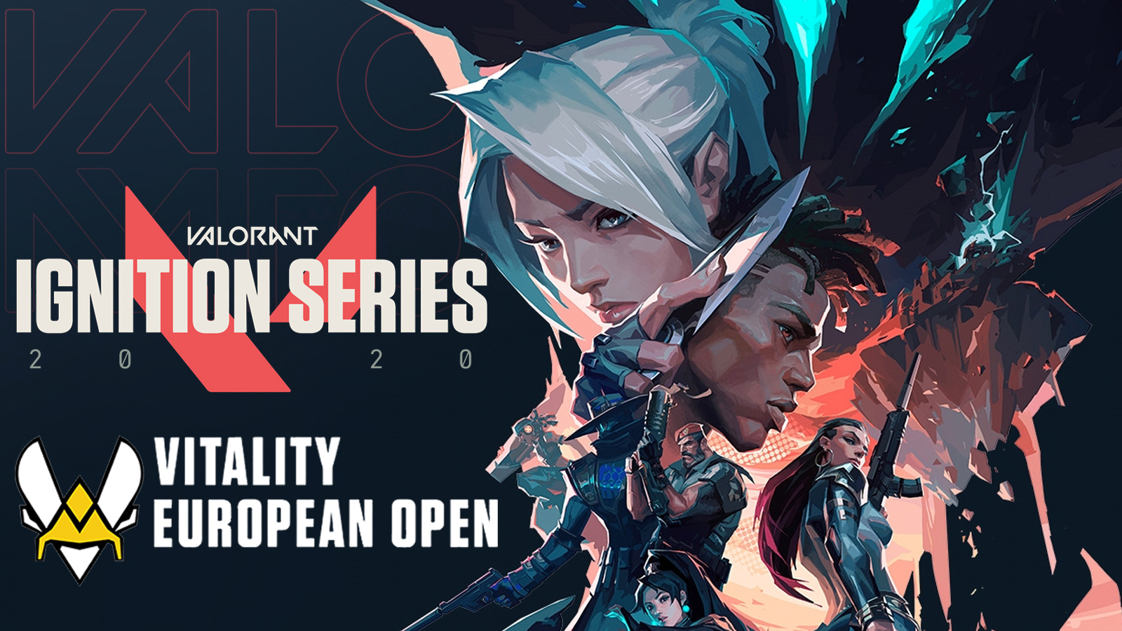 How to watch Valorant Vitality European Open