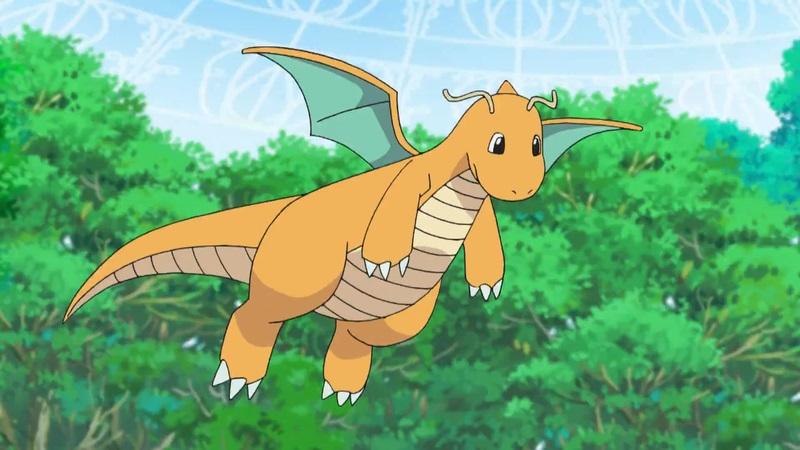 Dragonite Pokemon Go Premier Cup
