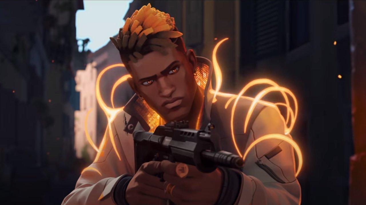 Valorant Agent Phoenix.