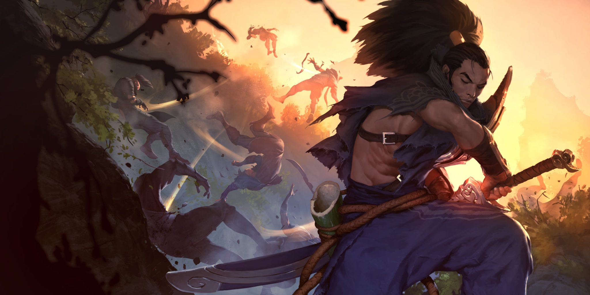 League could be getting Yasuo 2.0 when Yone is released during the Patch 10.15 cycle.