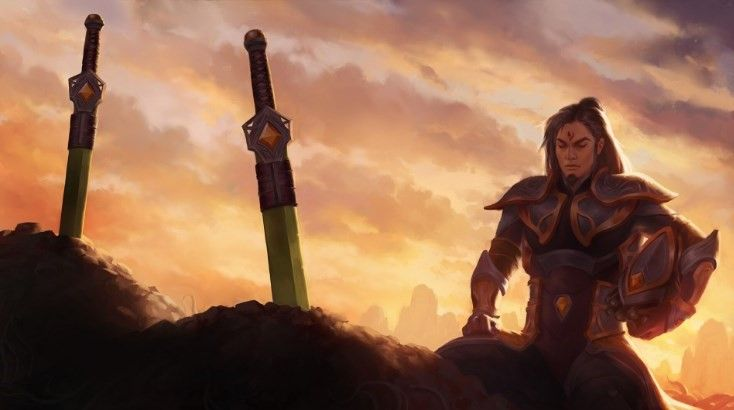 Yone was killed by Yasuo in the League of Legends lore; could that be about to be reversed?