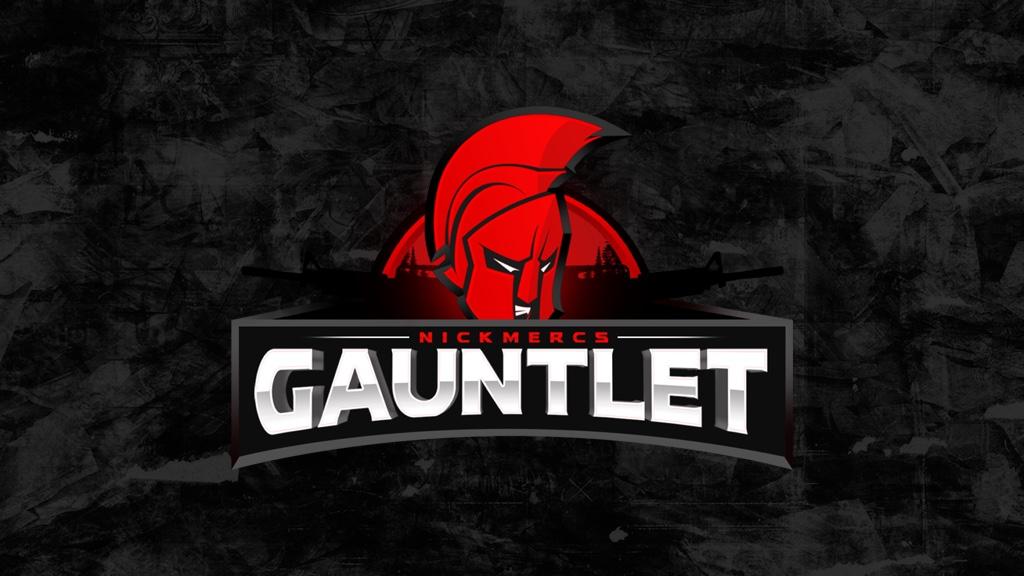 NICKMERCS MFAM Gauntlet logo